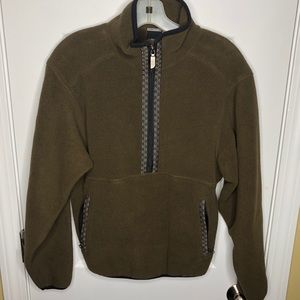 The North Face Green Vintage Fleece Men XS